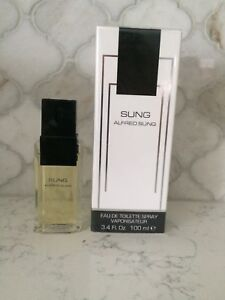 2 Bottles Of SUNG Perfume For Sale