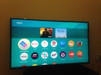 Panasonic 40 inch 4K UHD LED Smart TV with WiFi and Freeview Play