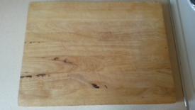 Heavy thick chopping board