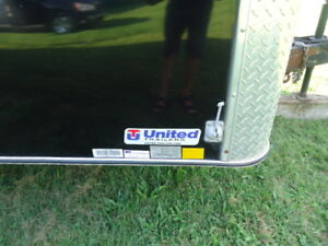 24 foot enclosed trailer for sale