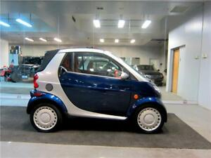 2005 SMART FOR TWO PASSION CONVERTIBLE (DIESEL) on Clearance.