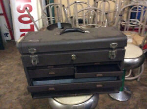 """Vintage """"Kennedy"""" Tool Chest"""