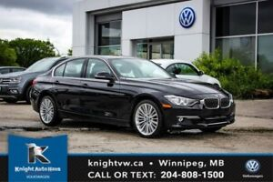 2014 BMW 3 Series 328i xDrive AWD w/ Sunroof/Leather