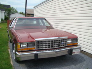 1984 Ford Crown Victoria Other