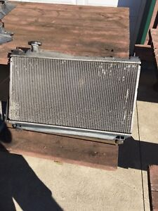 2001-2005 Honda Civic Radiator