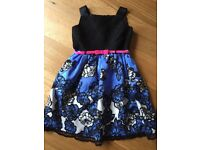 Girls party dress size 6 years