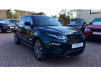 2017 Land Rover Range Rover Evoque 2.0 TD4 HSE Dynamic 5dr Automatic Diesel 4x4