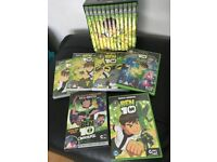 Ben 10 DVD bundle