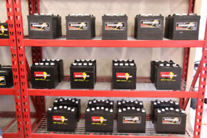 Golf Cart Batteries - BULK PRICE - CC Battery Outlet