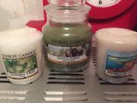 Yankee Candle Set BRAND NEW