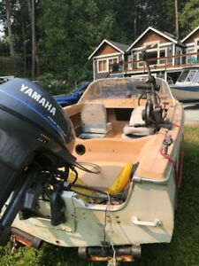 Hourston Glasscraft / Yamaha 4 Stroke / Trailer