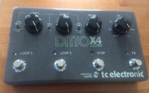 Ditto X4 looper