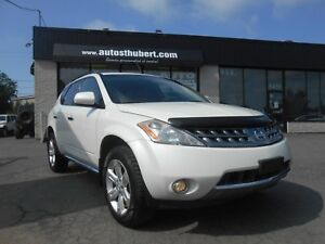NISSAN MURANO SL AWD 2007 **TOIT OUVRANT**