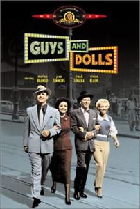 Buy tickets for GUYS AND DOLLS