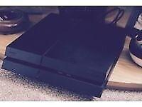 black ps4 console 500gb