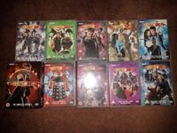 DOCTOR WHO Assorted Volumes and Complete Specials DVD