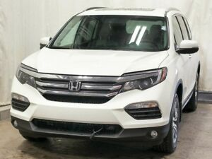 2016 Honda Pilot EX-L AWD w/ Honda Sensing Safety, Leather, Sunr