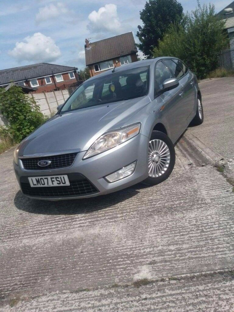 Ford Mondeo Estate New Shape 1.8 TDCI Manual 6 Speed 12 months MOT - TAX £1199 or Swap px welcome