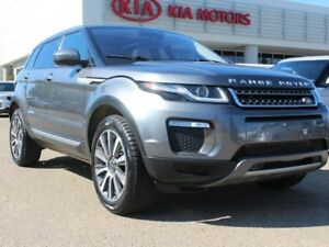 2016 Land Rover Range Rover Evoque HSE, PANORAMIC SUNROOF, HEATE