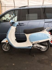 Casablanca scooter 2015 for sale