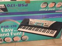 Yamaha PSR-170 Keyboard RRP £170