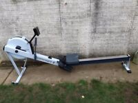Concept 2 model d rowing machine with working pm3