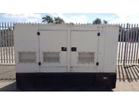 2001 FG Wilson 75KVA generator