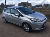 FORD FIESTA 1.2 EDGE 2012 ONLY 27K MILES LONG MOT AIR CONDITIONING SERVICE HISTORY