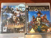 PS3 games bundle
