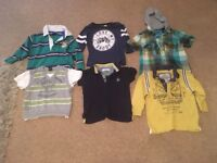 Bundle of boys mainly Next clothes