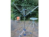 collapsable clothes airer