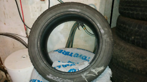 4 Winter tires 235/55R20