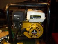 LONCIN 3.5KW 4 STROKE PETROL GENERATOR WITH LOW OIL AUTOMATIC SHUTDOWN