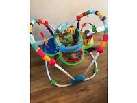 As New Baby Einstein Activity Baby Jumper / Jumperoo