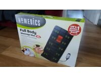 Homedics Full Body Massage Mat - as new in box