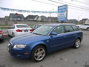 2006 Audi A4 2.0T Avant ONE OWNER | SUNROOF | ALLOYS | MICHEL...