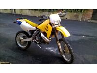 Suzuki rmx 250 2001