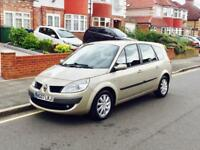 2007 Renault Grand Scenic 1.5 Diesel, 7 SEATER, Long Mot, Full Service History, Only 1 Former Keeper