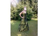 Green Dream Bridesmaid Dress