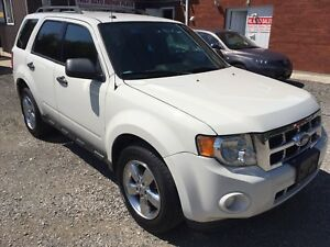 2012 Ford  Escape  4WD