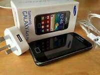 Samsung galaxy Acc Plus LET Brand new with warranty and accessories unlocked!