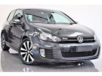 ★STUNNING★(2010) VOLKSWAGEN GOLF GTD TDI 2.0 3dr 170 BHP★ 6 SPEED MANUAL - FSH -TOP SPEC