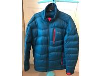 Men's Kilpi Down filled Siberium Jacket