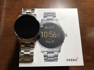 Men's Fossil Q Marshal Smart Watch (Android Wear)