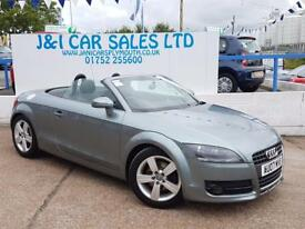 AUDI TT 2.0 TFSI 2d 200 BHP A GREAT EXAMPLE INSIDE AND OUT (grey) 2007