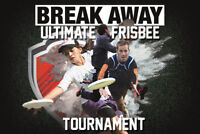 Coed Ultimate Frisbee Tournament!