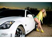 Wanted female model for small car shoot promo girl promo model photo photograph photography