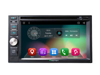 Eonon GA2161 2-DIN Android 6.0 Quad-Core 6.2″ Multimedia Car GPS with Mutual Control Easy Connection