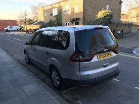 2007 Ford Galaxy Diesel GoodRunner with history and mot