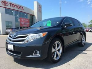 2014 Toyota Venza XLE|AWD|V6|1 Owner|Leather!